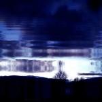 niebo.nocne w wodzie
