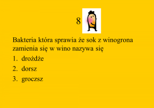 quizz 8
