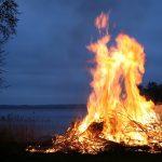 ognisko noc świętojańska